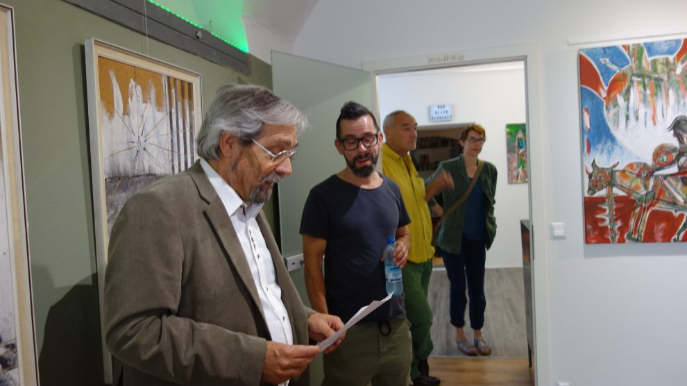 02.06.2018 – Vernissage Markus Bittermann