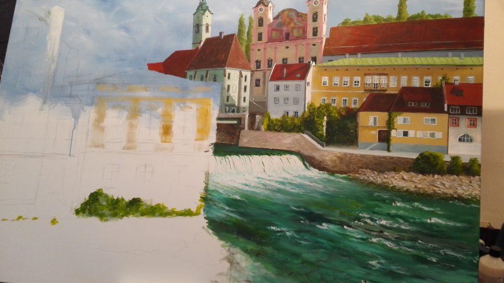 Making of: Steyr Zwischenbrücken
